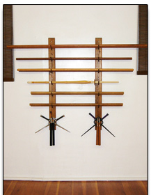 Kobudo Weapons