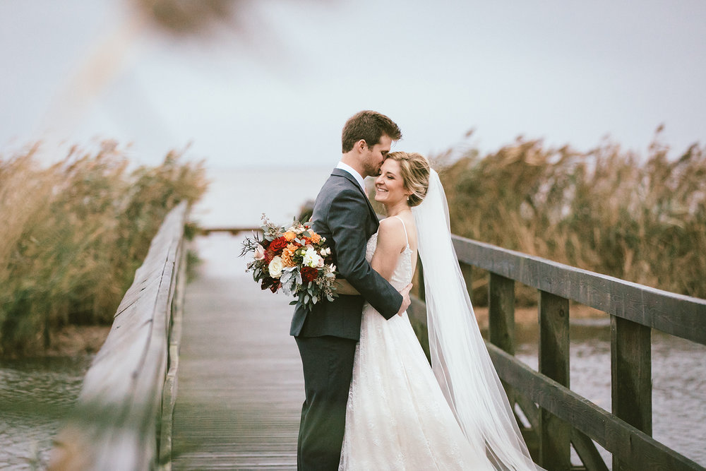 Jen + Patrick; Whalehead Club Wedding, Corolla, NC