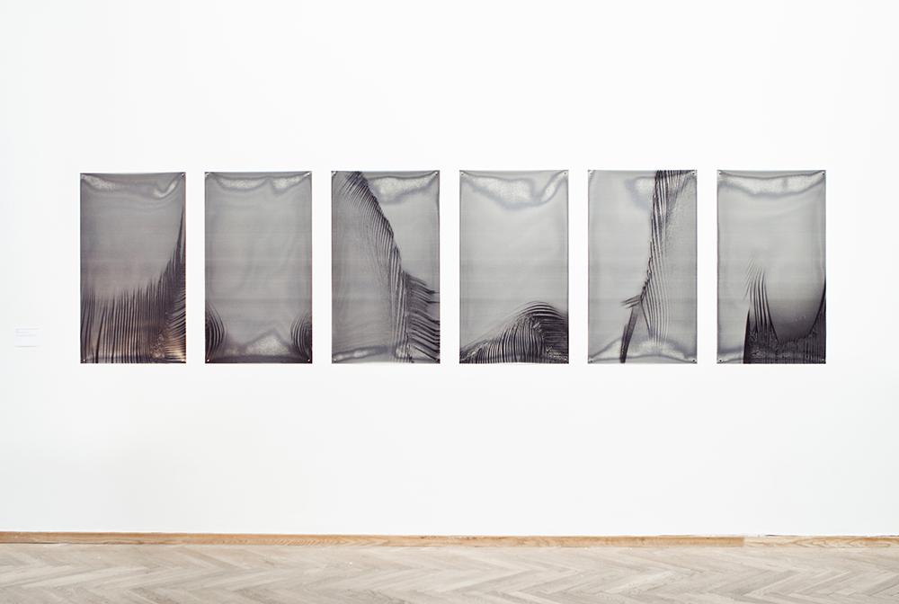 Værker af bl.a. Maya Lahmy, Rune Bering Sørensen & Rune Noël og Karin von Schantz.