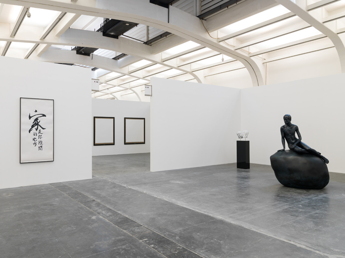 Elmgreen & Dragset: The Well Fair, Installation view | Photo: Eric Gregory Powell | Courtesy of UCCA.