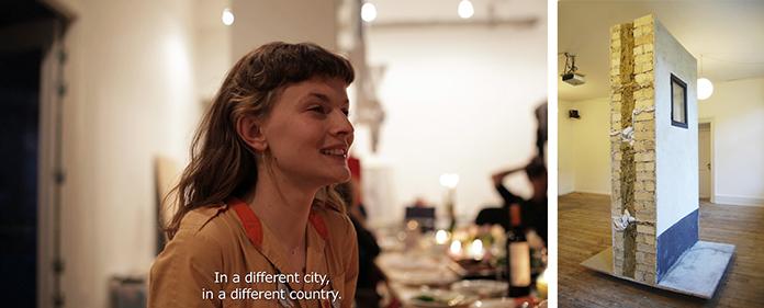 Fotos fra tidligere arbejde af Ana Pavlovic.