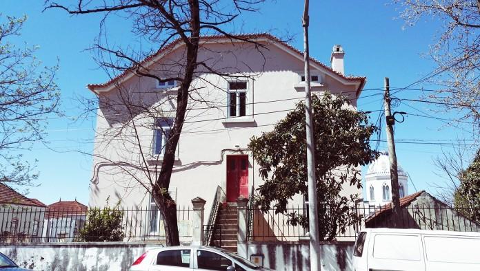 Casa da Esquina.