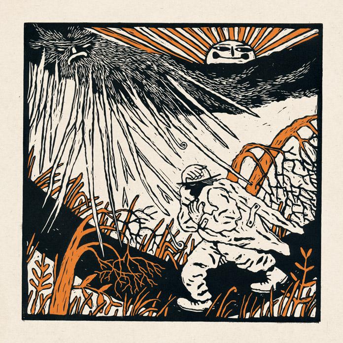 Vinden og solen (LP udgivelse på vej).
