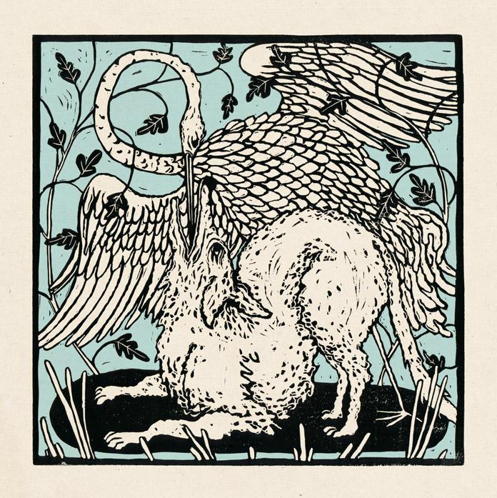 Tranen og ulven (LP udgivelse).