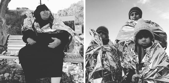 Fotos fra Ai Weiwei's Instagram @Aiww.