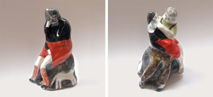 Keramik af Laura Carlin.