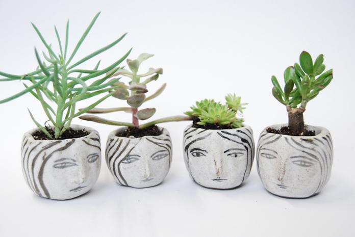Keramik af Kaye Blegvad.