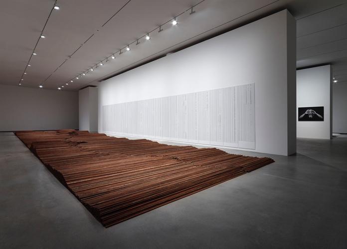 Installation view of exhibition 'Ai Weiwei: Ruptures', Faurschou Foundation, Copenhagen, 2015 | Photo by Anders Sune Berg, © Faurschou Foundation.