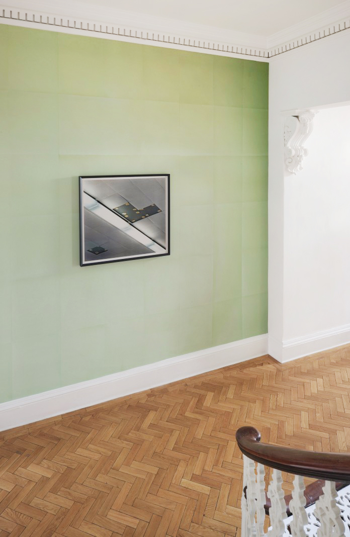 Work by Thomas Demand | Installation photo by Ruth Clark.