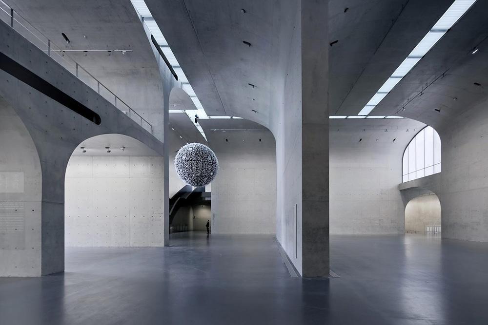 Long Museum, West Bund | Foto: Long Museum.