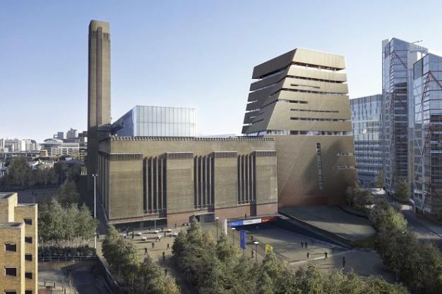 Tate Modern | Foto © Hayes Davidson and Herzog & de Meuron.