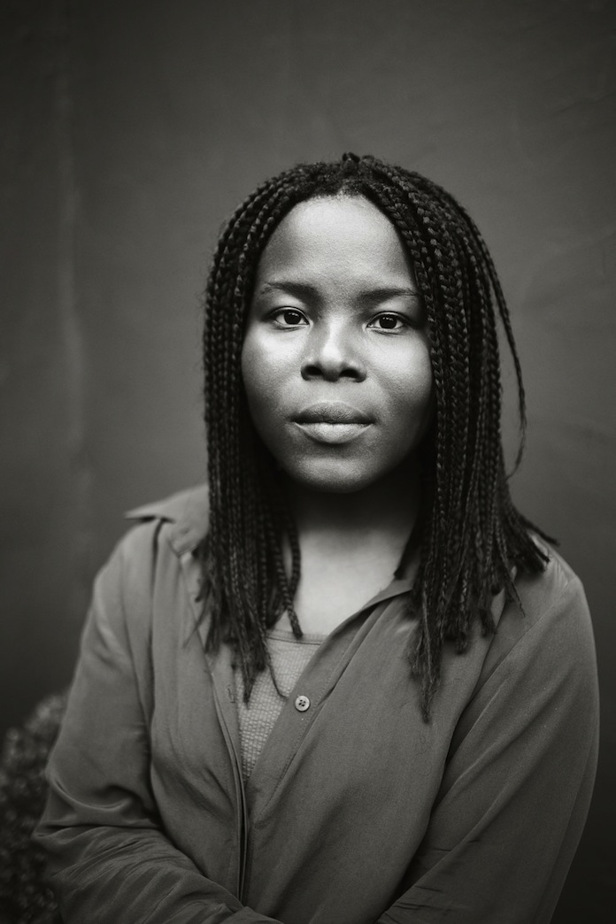 Portræt af Poppels redaktør Lucia Odoom. Foto: Maria Thornfeldt.