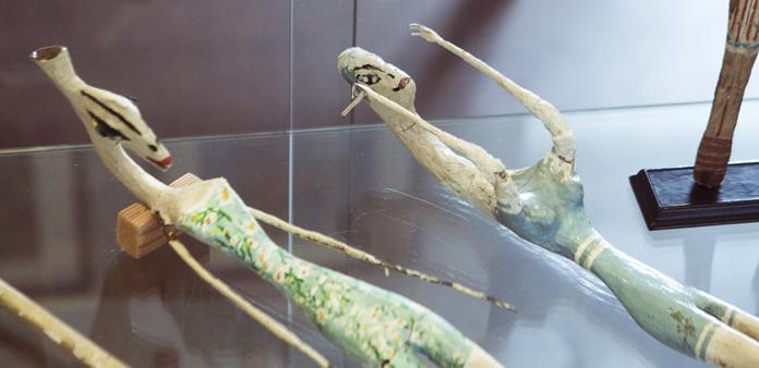 Værker af Ovartaci på Museum Ovartaci.
