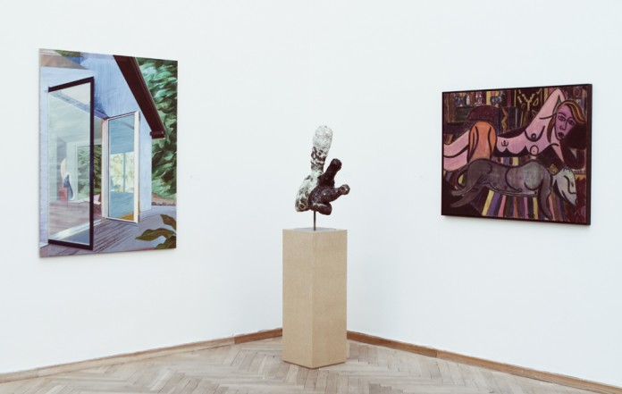 Ivan Andersen, Peter Linde Busk og Tal R. | Galleri Bo Bjerregaard