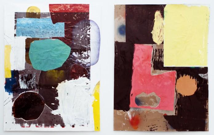Linus Bill og Adrien Horni | V1 Gallery.