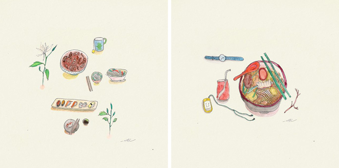 Illustrations by Onemouthli.