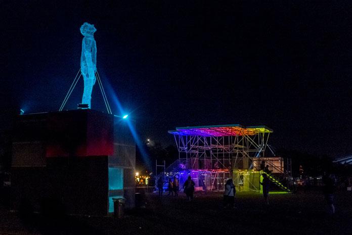 Art Zone | Roskilde Festival 2015 | Fotos af Kim Matthäi Leland.
