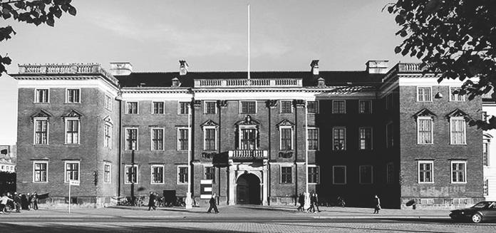 Det Kongelige Danske Kunstakademi.
