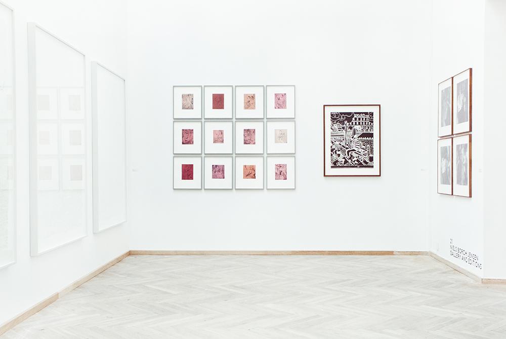 Niels Borch Jenen Gallery & Editions | Adam Jeppesen, Tal R & Matt Saunders.