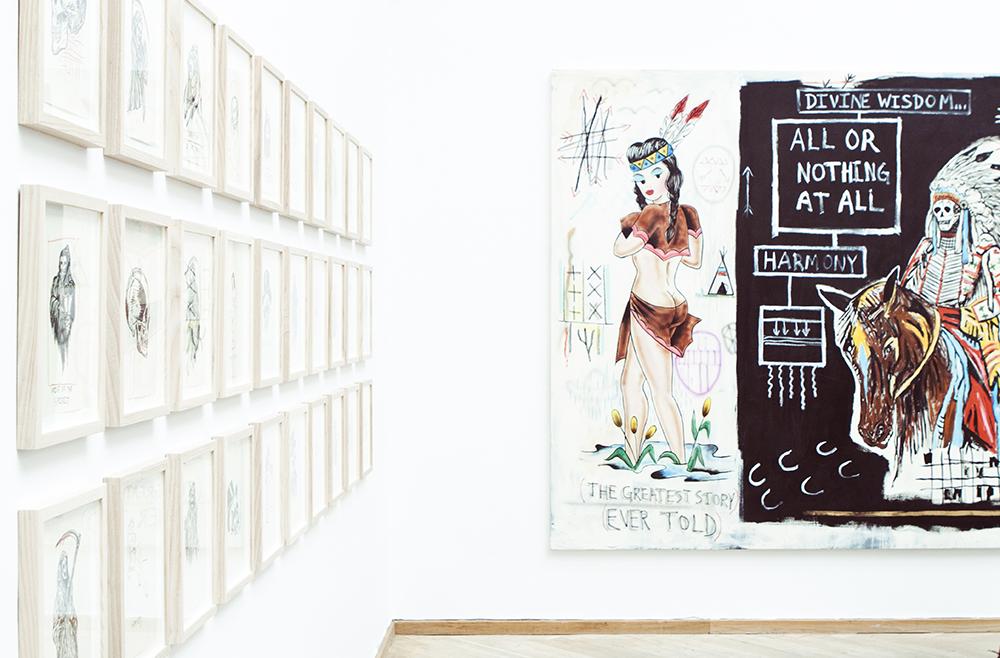 V1 Gallery | Wes Lang.