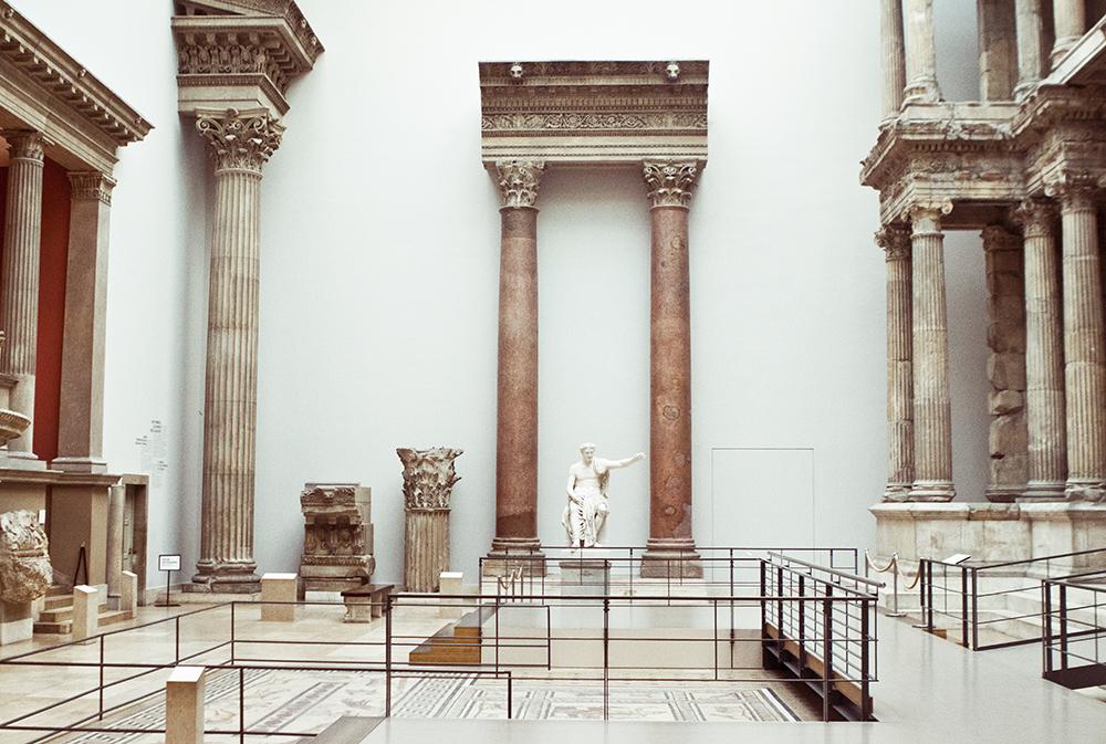 Pergamon Museum | All photos by Rikke Luna & Matias © I DO ART Agency.