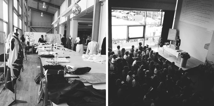 Designskolen Kolding | Fotos fra Instagram af @christianlaumark, @jennyhannan og @designskolenkolding. Efterbehandlede af idoart.dk.