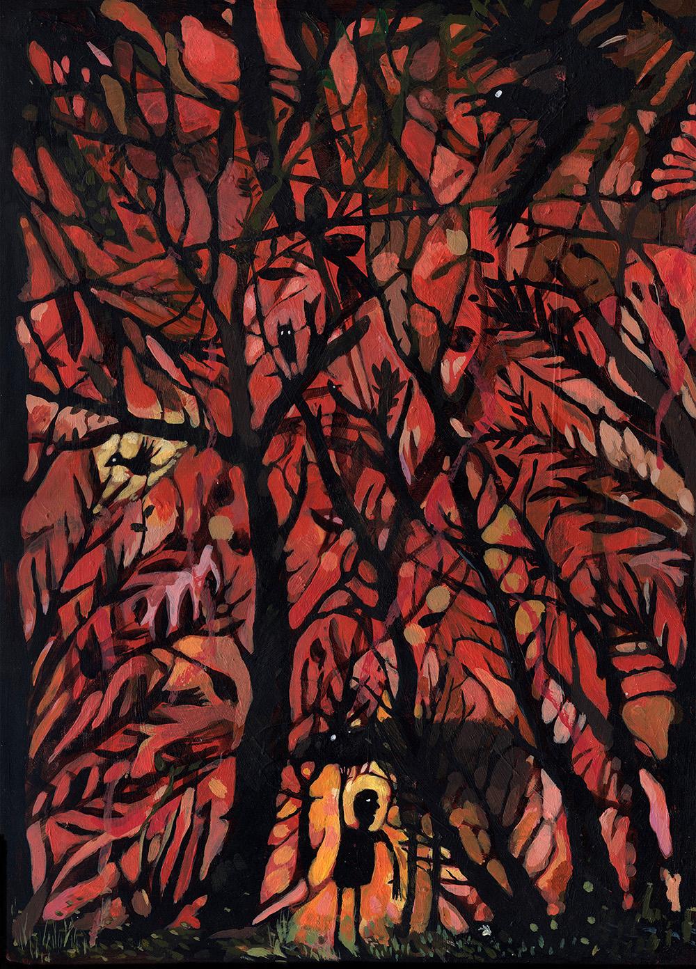 Skoven, 2015.