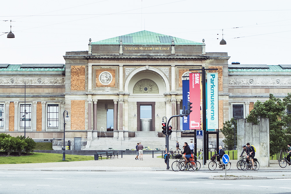 Statens Museum for Kunst, 2016 | Foto: I DO ART Agency.