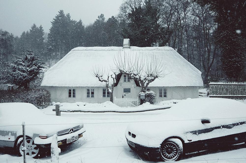 Carsten Ingemanns hus i Sondrup Bakker | Foto af Carsten Ingemann