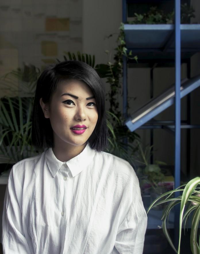 Anny Wang.