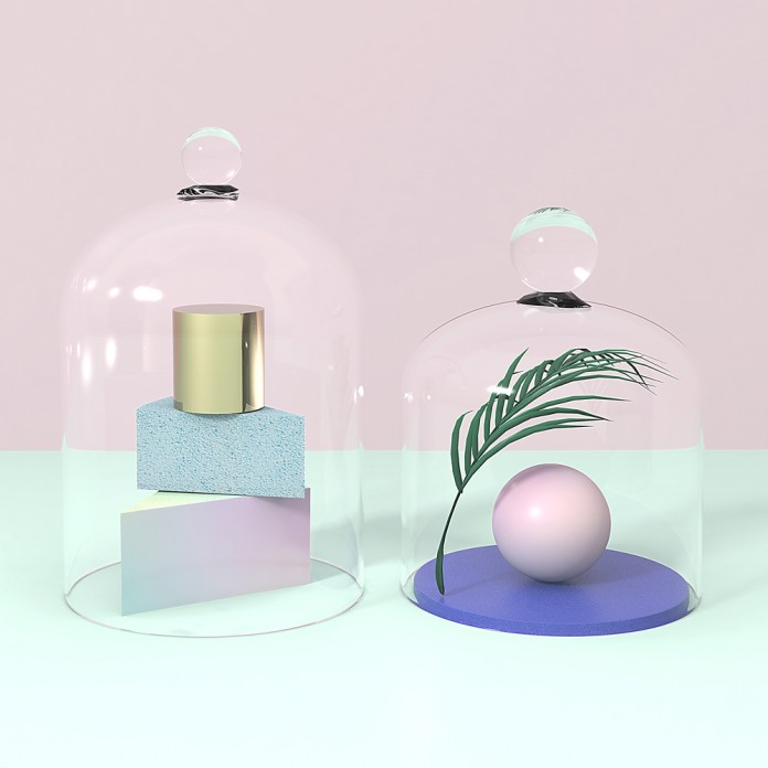 Works by Anny Wang.