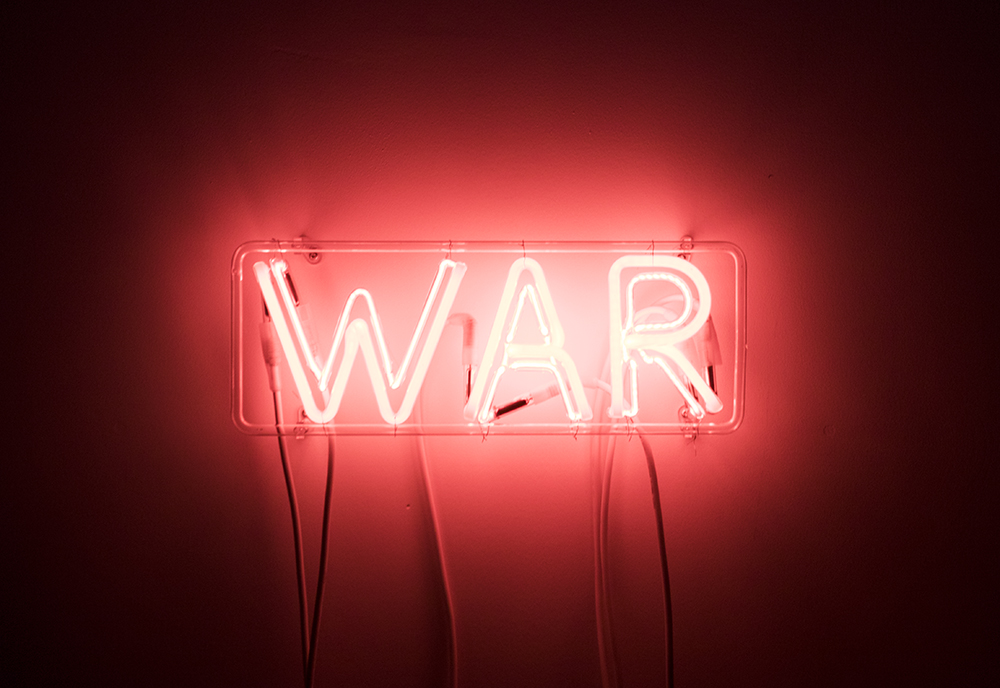 Bruce Nauman, Raw-War | Photos by Rikke Luna & Matias © I DO ART Agency.