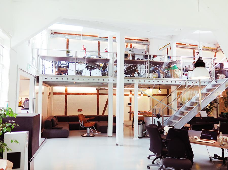 NODE's kontor i Oslo | Foto af Runi Guld.