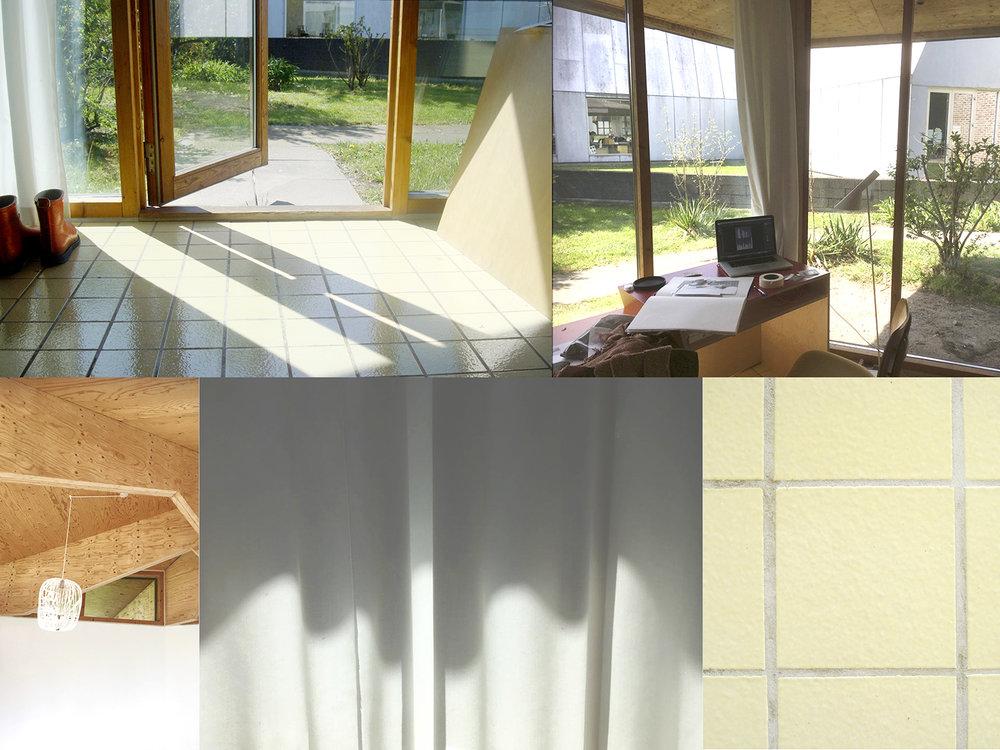 Pardohouse (detaljer) | Foto: Gitte Lægård.