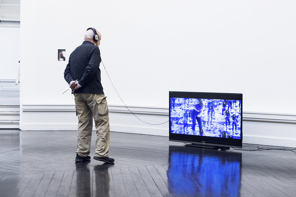 "Mette Moltke Wozniak ""Pressure Pressure"" | Foto af I DO ART Agency."