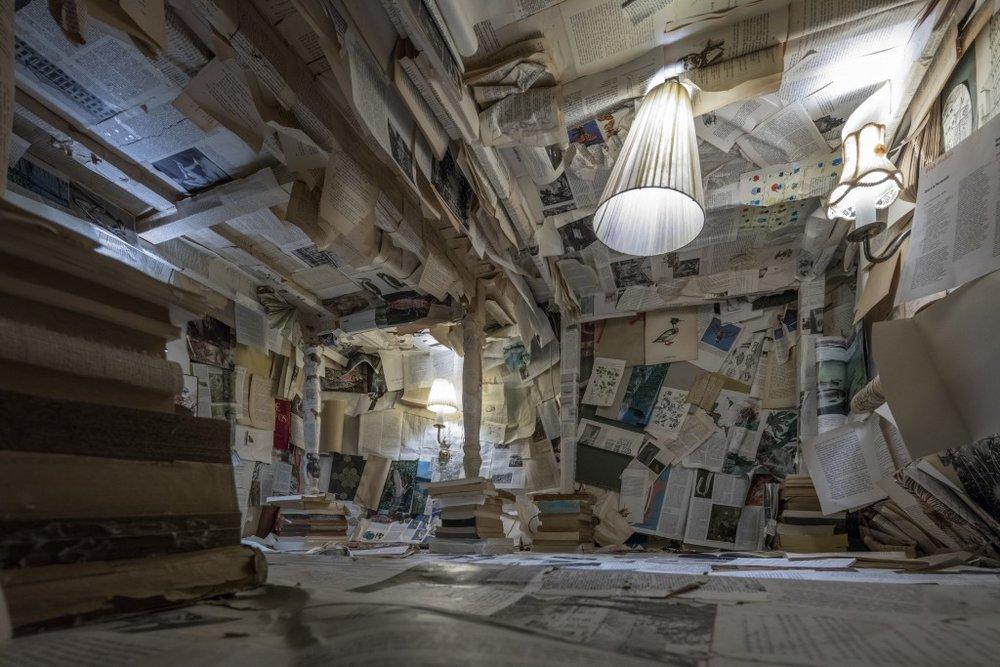 SKJUL, 2016. Installationsview. Fotos: Anders Sune Berg.