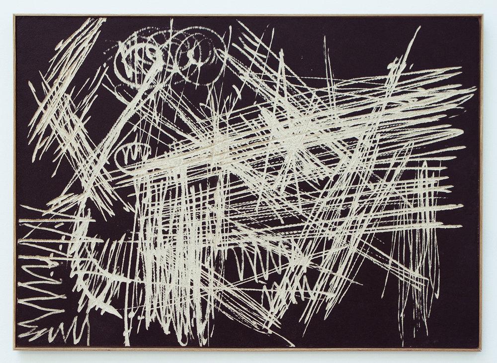 "Christer Chytraeu ""Chainsaw Painting"" | All photos by Rikke Luna & Matias © I DO ART Agency."