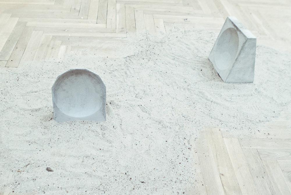 "Benjamin Dufour ""Sound Mirrors"" | All photos by Rikke Luna & Matias © I DO ART Agency."