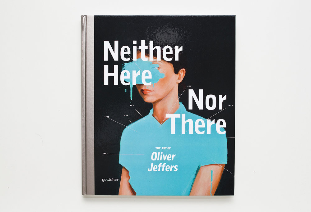 "Oliver Jeffers ""Neither here nor there"" 
