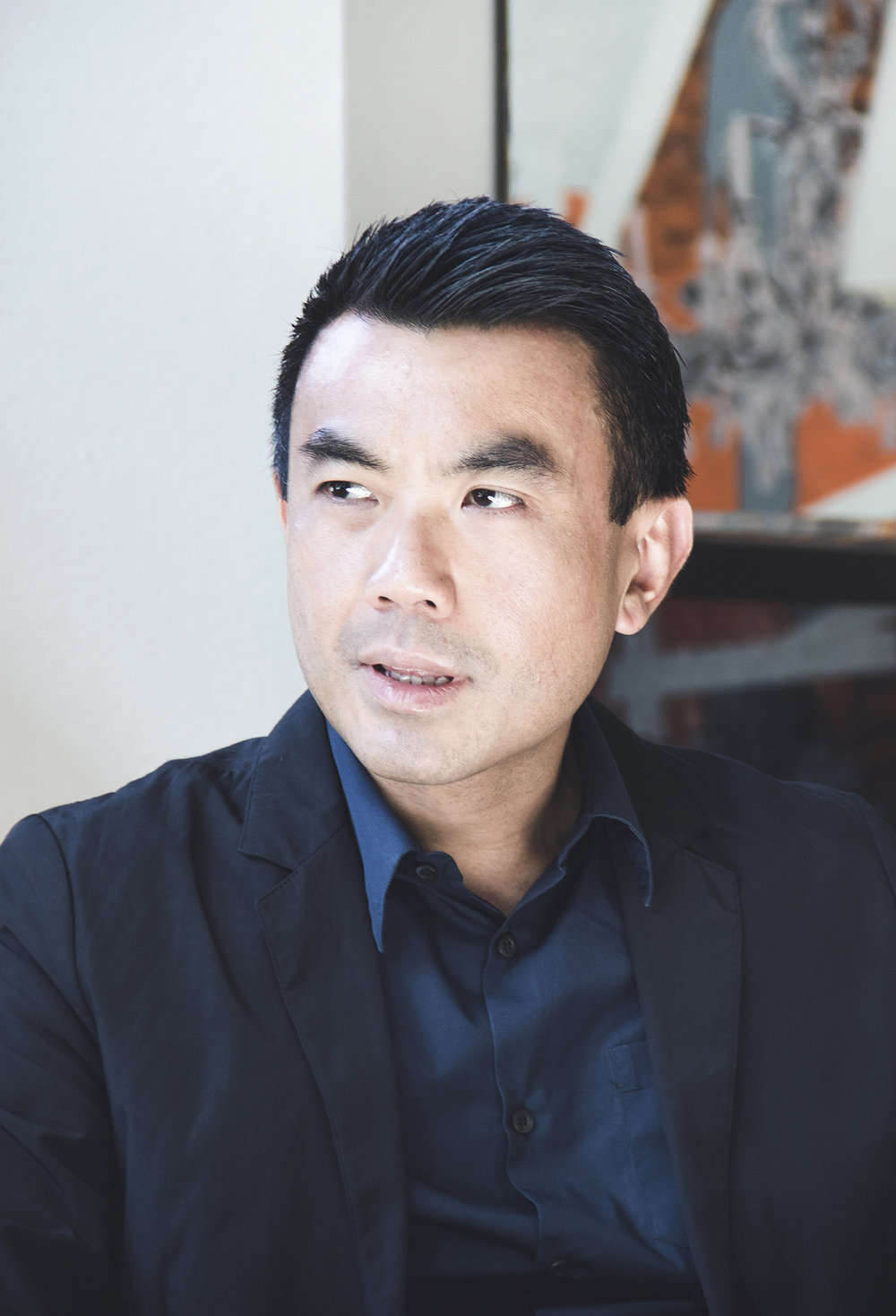 Eugene Tan (direktør, National Gallery Singapore) | Foto © I DO ART Agency.