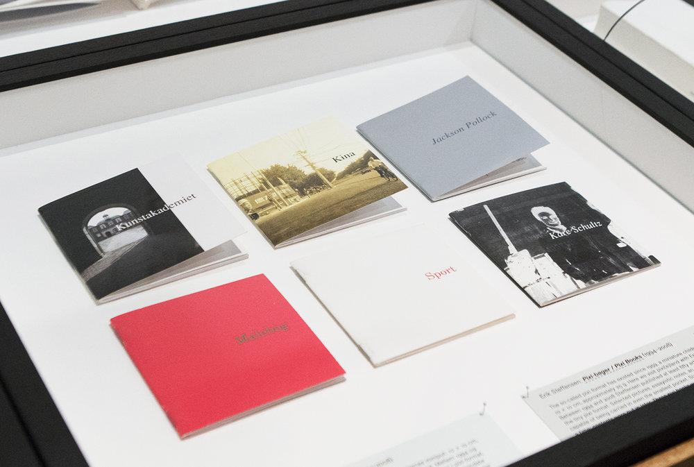 Det serielle | Erik Steffensens pixibøger | Foto: I DO ART Agency.
