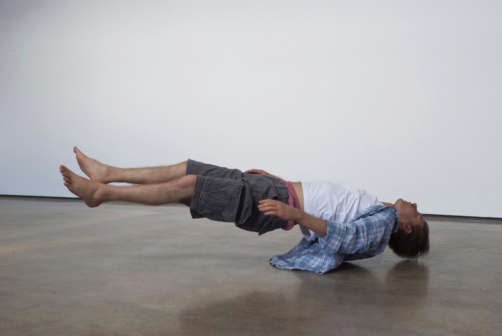 Tony Matelli,  Josh , 2010. © Tony Matelli. Courtesy kunstneren