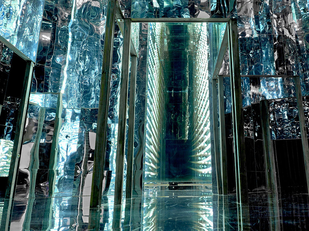 Lee Bul, Negativa II, Lehmann Maupin, New York, 2014.