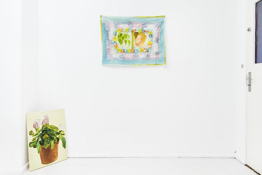 Plants, installation view | Foto © I DO ART Agency.