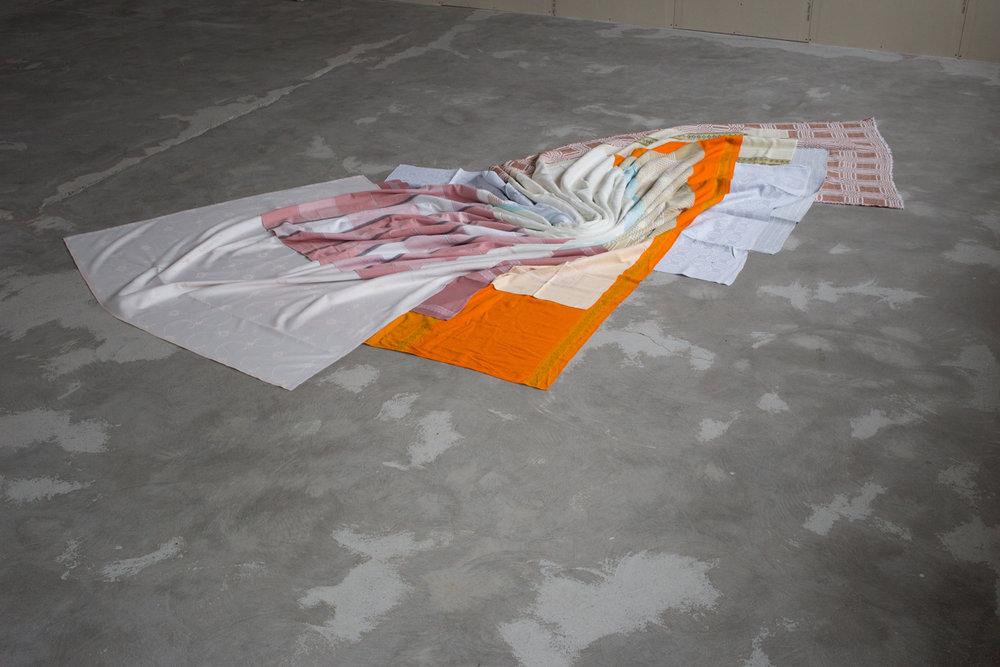 """BIT/Birgitte Munk & Iben West """"Fold"""", 2017."""