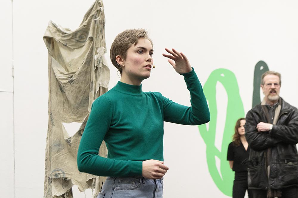 Louise Haugaard Jørgensen, Den Frie Udstilling, 2017 | Foto: I DO ART Agency.