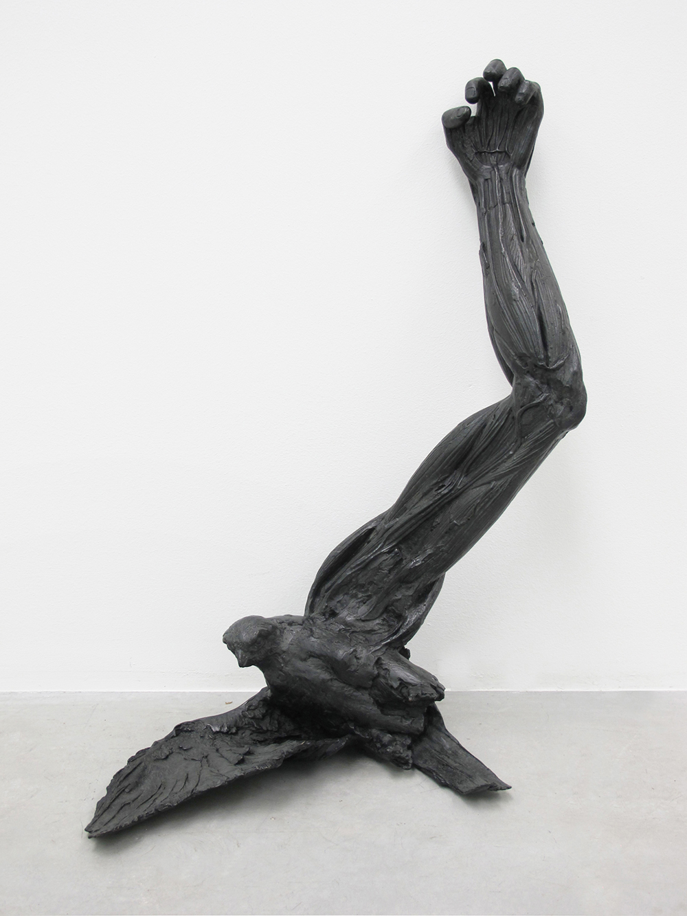 "Troels Carlsen ""Fates (Otherworld) #1"", 2017. Bronze, Edition of 3."