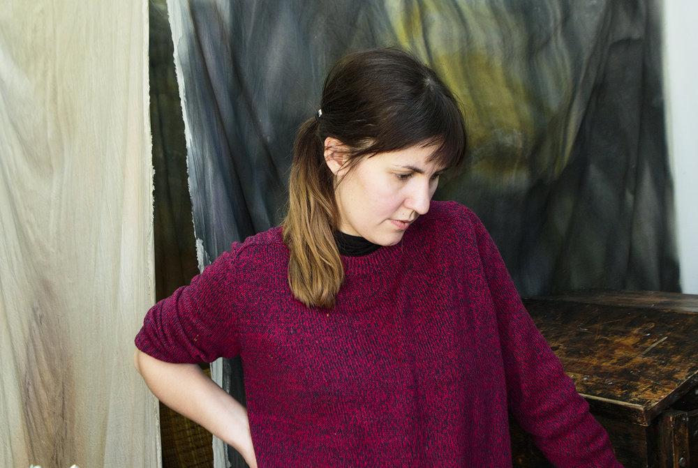 Anna Sjöström, 2017 | Foto: Rikke Luna & Matias © I DO ART Agency.