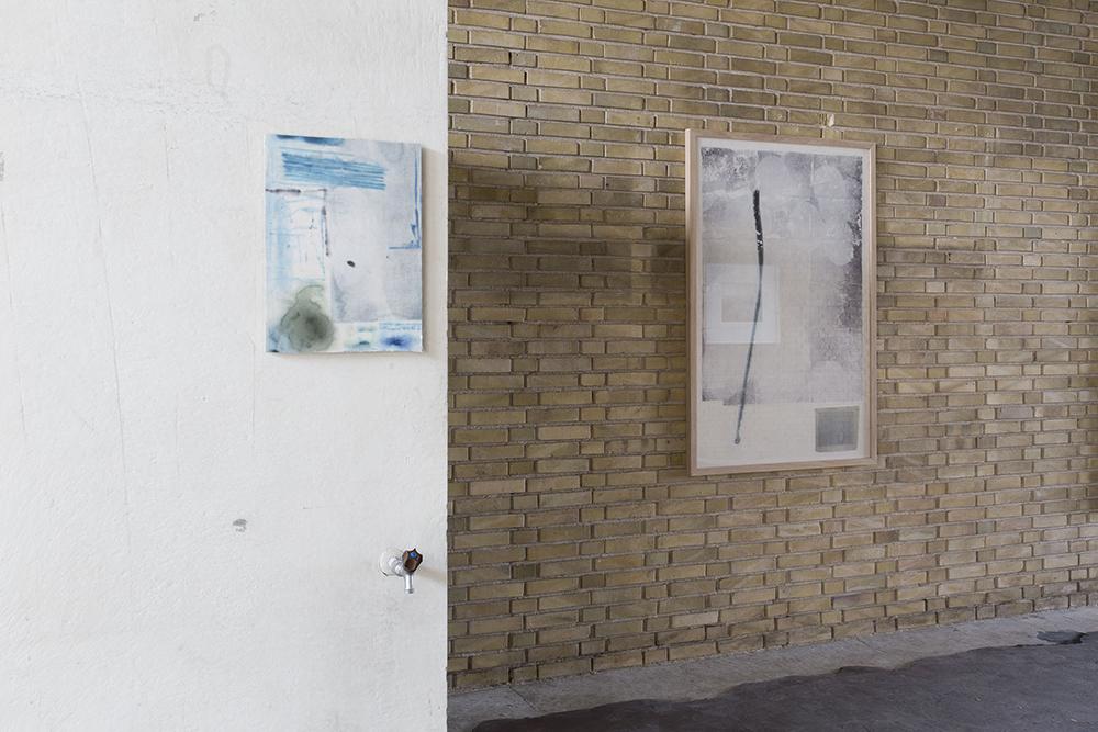 Jon Erik Nyholm, installation view.