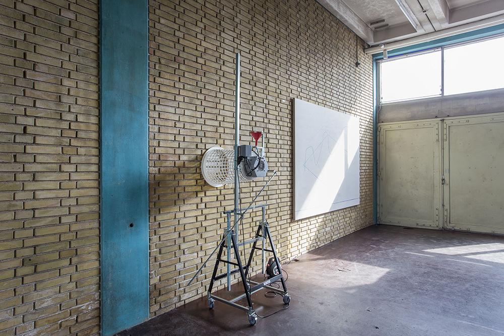 Henrik Menné / Mikkel Rundin Ørsted, installation view.